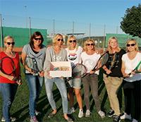 Damen 30 Mannschaft schafft den Aufstieg!